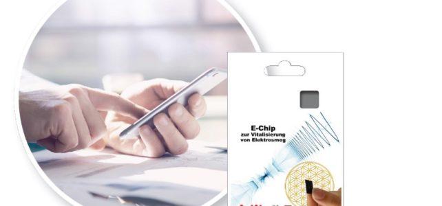 i-like Chip gegen Elektrosmog